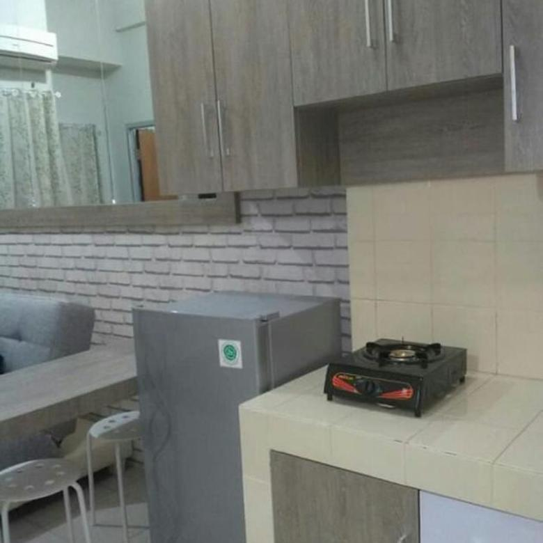New Gress Apartemen PUNCAK PERMAI Tower A lantai 2 Full Furnis