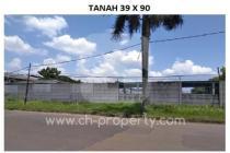 GA0670 DIJUAL : Tanah kawasan industri Cikupamas