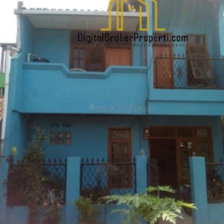 Rumah muraah strategis disayap Surya Sumantri 300 m ke Maranat