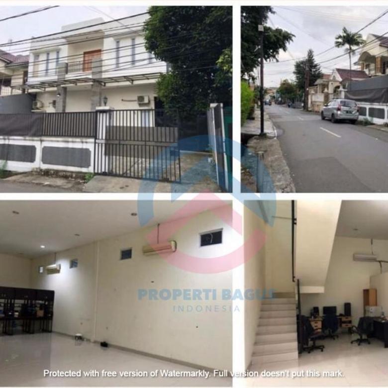 Rumah Dijual Siap Huni Cocok Untuk Kantor di Mampang