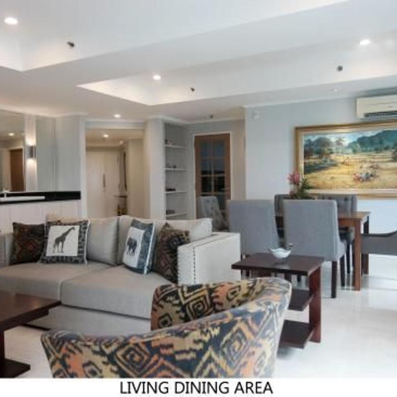 Dijual Apartemen Bukit Golf Pondok Indah 3BR Tower B Middle Floor