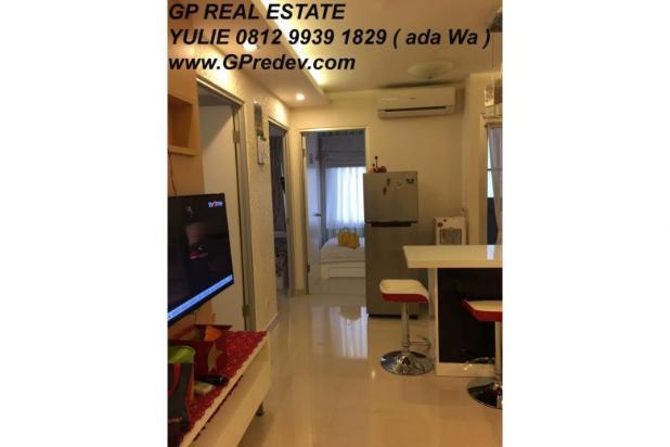 Dijual Apartemen Green Bay Tower H Pluit FF Murah Lantai Rendah 3KT