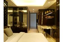 Dijual Apartemen Trans Park Cibubur 1BR Fully Furnished View Garden