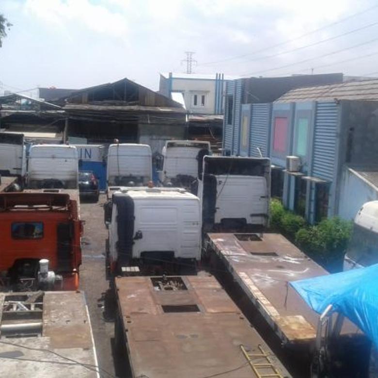 Dijual Segera Kavling Di Jalan Logistik, Koja Jakarta Utara