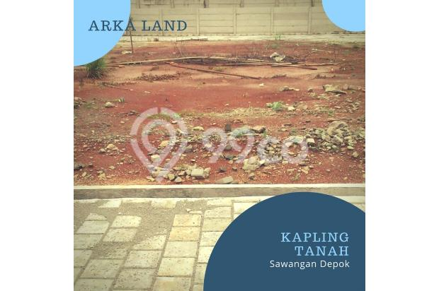 Tanah Kaveling Matang Dijual di Arka Land Sawangan 13243834