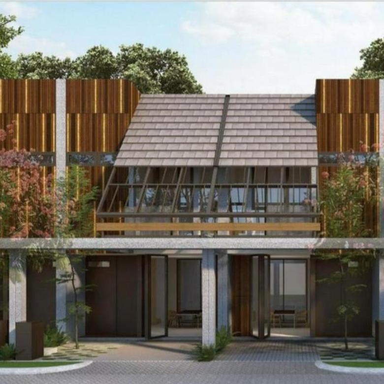 Rumah Milenial di Kota Harapan Indah Cluster Asera Nishi