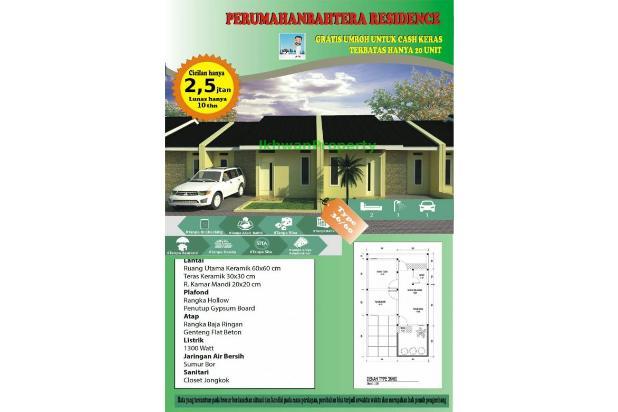PERUMAHAN CITAYEM DP.0 TANPA BI CHEKING
