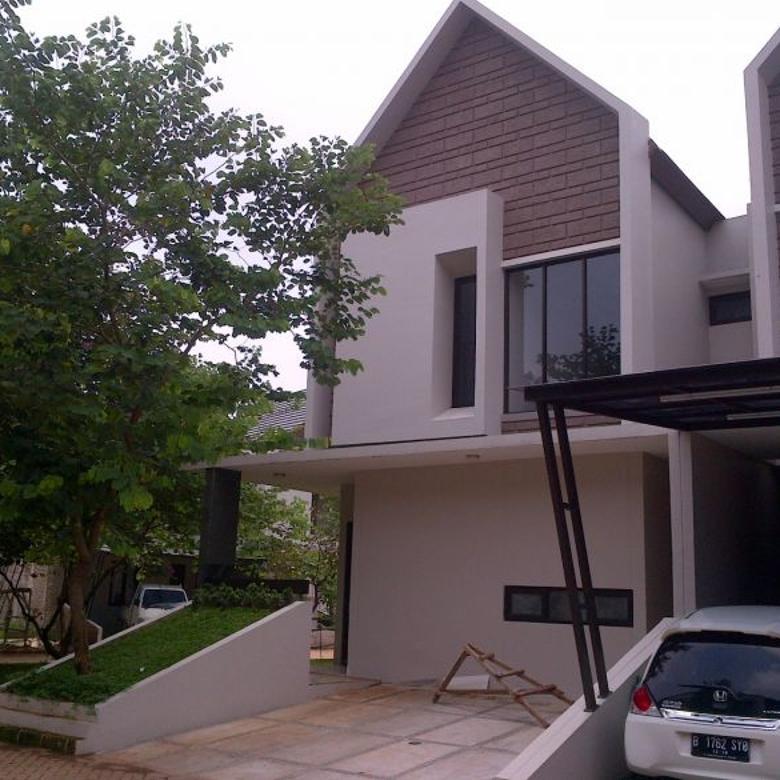 Rumah+privat pool Town House Besar Kpr 0 % + KPR n notaris+