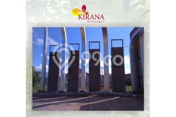 KPR DP 0% Bunga Subsidi 6%  Pertahun Free All-in, di Kirana Sawangan Ringan 17826367