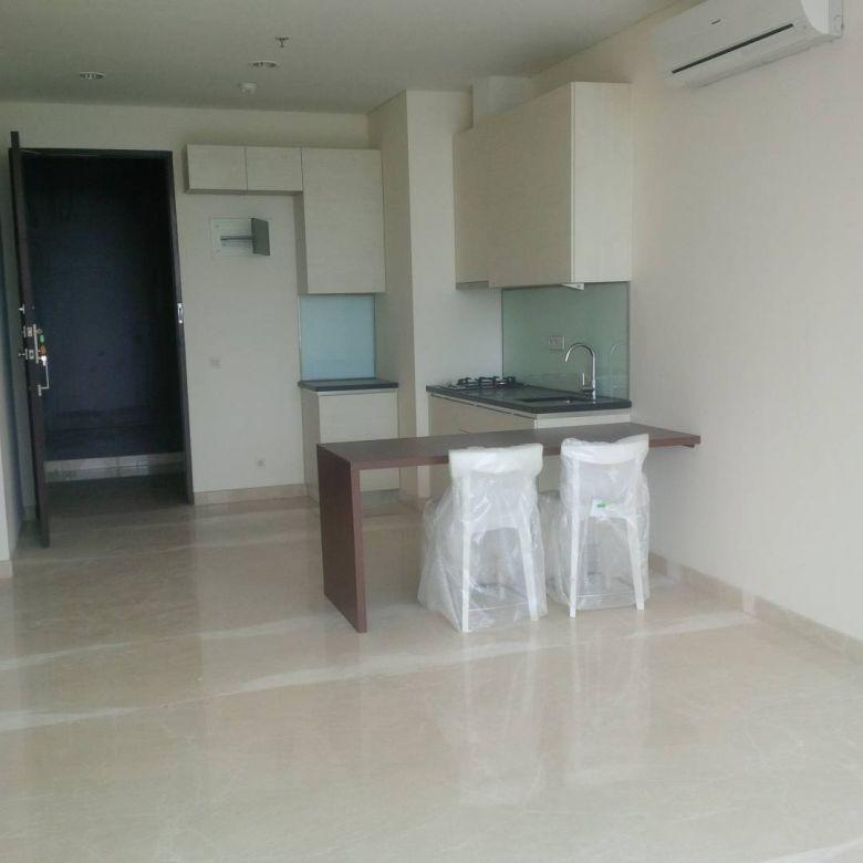 Four Winds Senayan, 1BR, furnish, marmer.