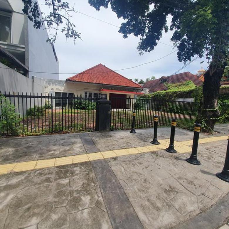 Rumah Teuku Cik Ditiro Menteng Jakarta pusat
