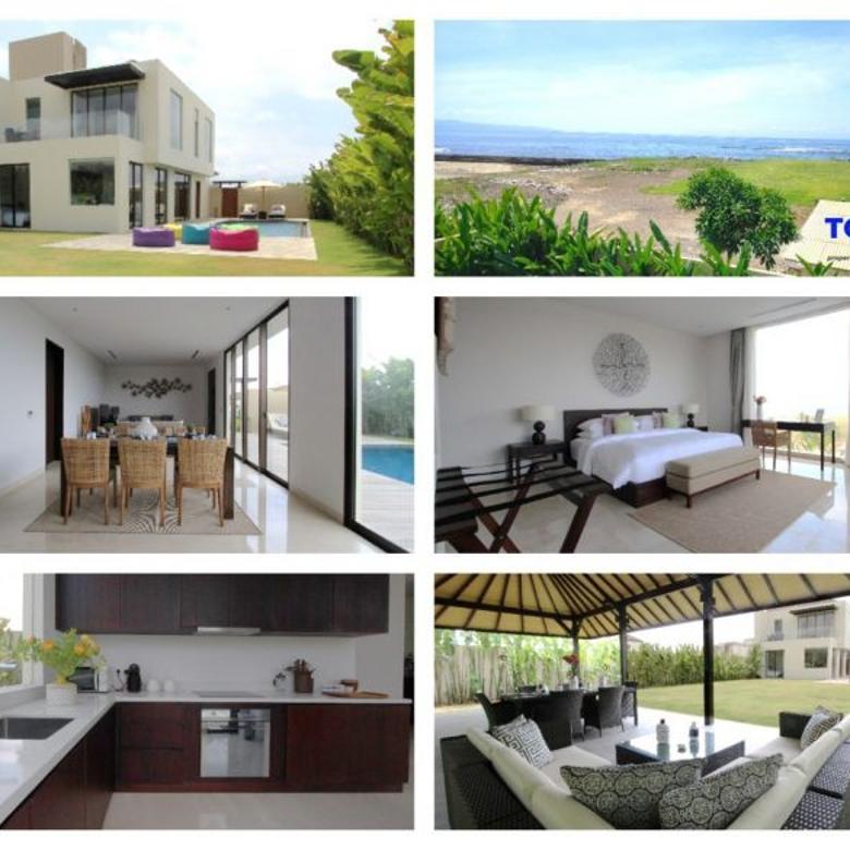 Dijual Villa Residence Eksklusif View Laut di Ketewel, Gianyar