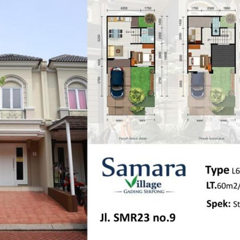 Perumahan Strategis Samara Village Gading Serpong