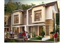 Rumah minimalis, 2 lt, dekat jalan raya, dekat stasiun, strategis, di Bogor
