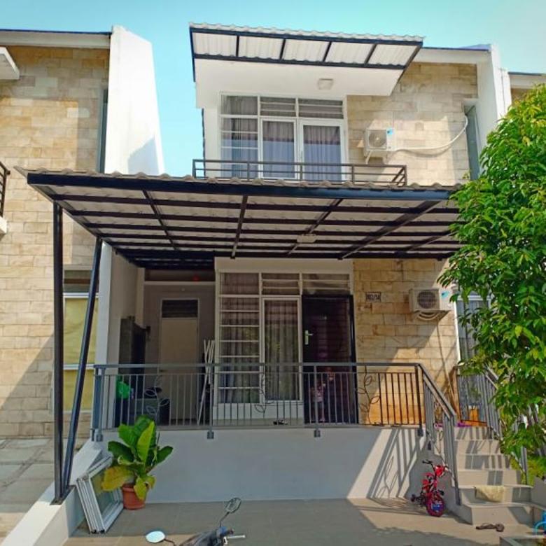 Dijual cepat Rumah di Serpong Natura City Puspitek