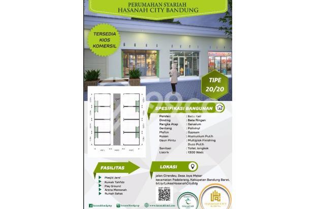 HASANAH CITY perumahan syariah daeerah Bandung booking segera 14417965