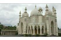 Jual Tanah Murah Samping Masjid Tajmahalnya Malang