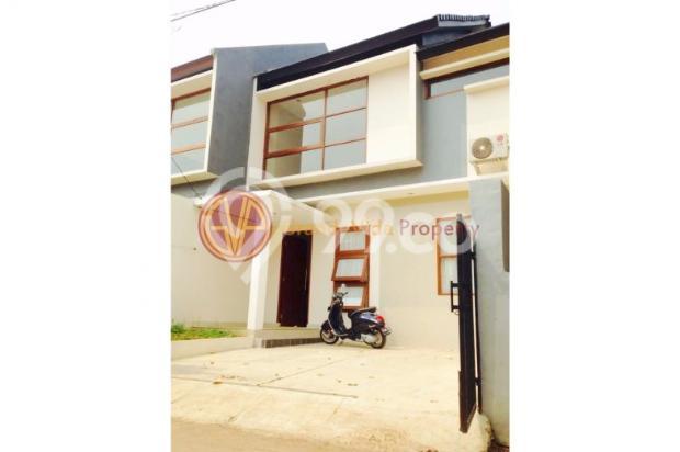 Rumah Baru 2 Lantai Di Rempoa Tangerang Selatan, Siap Huni Dalam Cluster 9796220