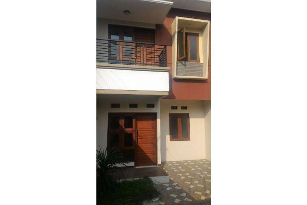 rumah hooh di pondok bambu dekat apartemen lingkungan aman dalam cluster