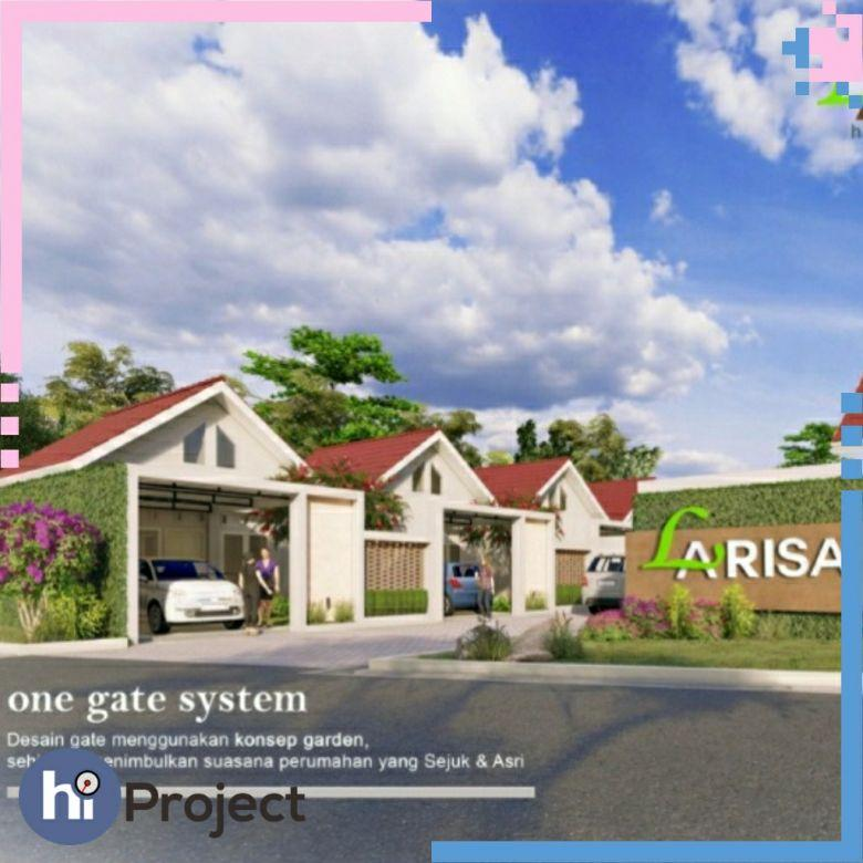 Rumah subsidi Larisa home urban Labu Api Lombok barat S034