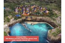 Villa Resort exclusive di Pulau Nusa Ceningan Bali