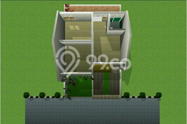 Rumah dengan KPR Bersubsidi Pemerintah 17934836