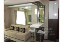 For Rent Apartemen Fully Funesihed Type 2 Br di Thamrin