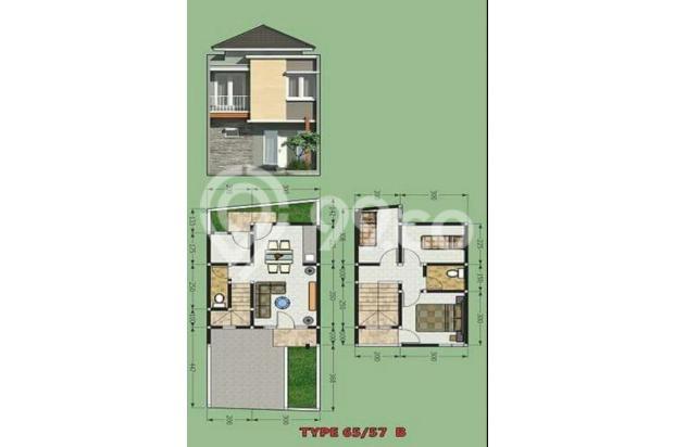 Rumah Murah di Radar Auri Cibubur, Dp Murah Free Biaya KPR dan Surat Surat 17711799