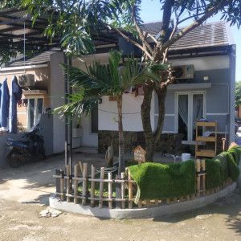 Rumah Cantik Siap Huni Jatiasih Bekasi