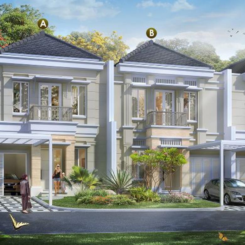 Rumah Siap Huni Maxwell Residence Gading Serpong