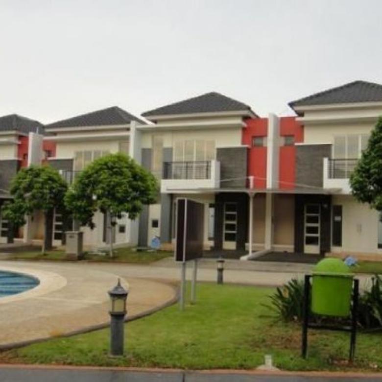 Siap Huni Residence One BSD (sebelah Binus)