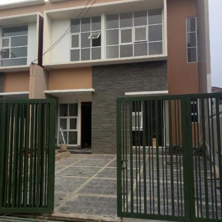 *Dijual Rumah Baru Minimalis Siap Pakai di Komplek Mekarwangi*