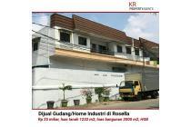 KR Property - Dijual Gudang/Home Industri di Jalan Rosela 081280005435