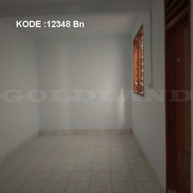 KODE :12348(Bn/Ap/Jn) Rumah Disewa Sunter, Luas 6x20 Meter