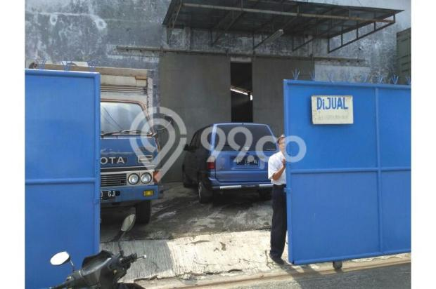 Dijual Gudang Lokasi strategis Jurumudi Tangerang. 10668035