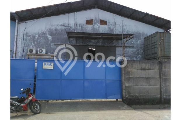 Dijual Gudang Lokasi strategis Jurumudi Tangerang. 10668032