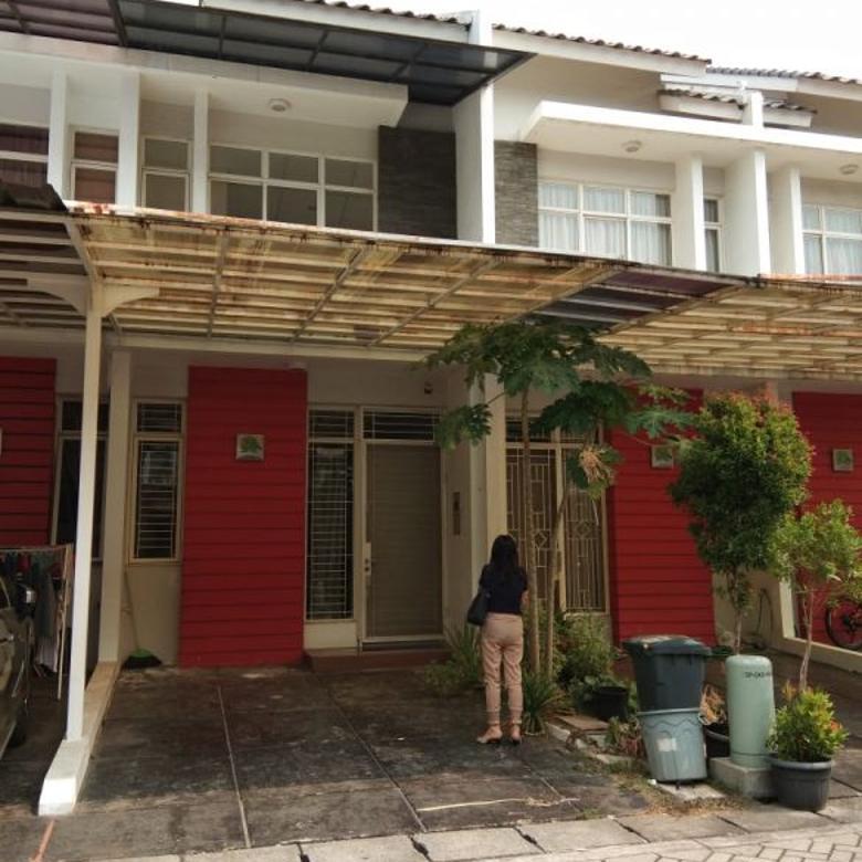 Disewakan Rumah Amerika 4x15 Green Lake City Jakarta Barat