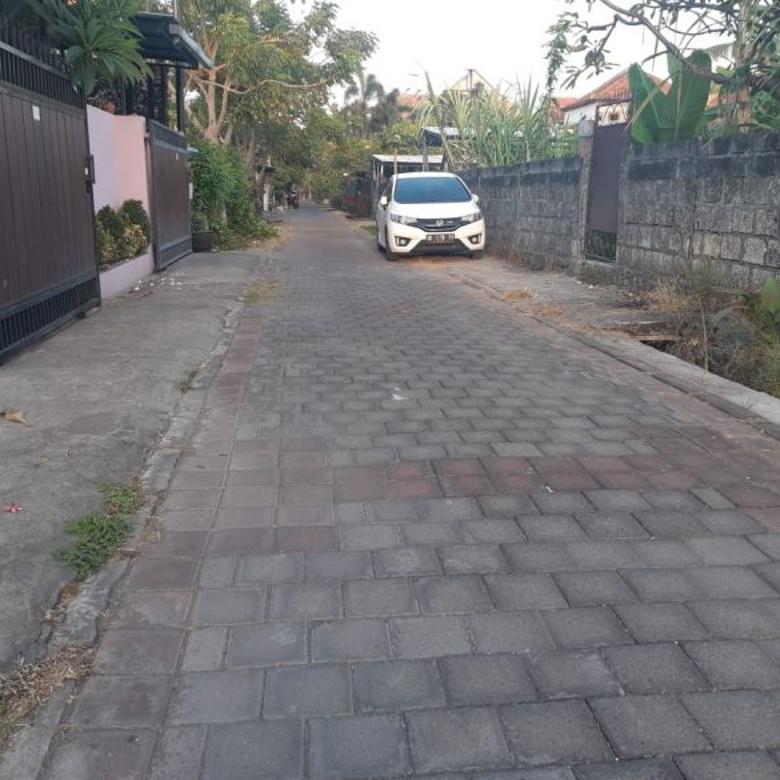 Tanah Di Jln Tukad Badung 9 Renon Denpasar Bali Dkt Ke Sanur