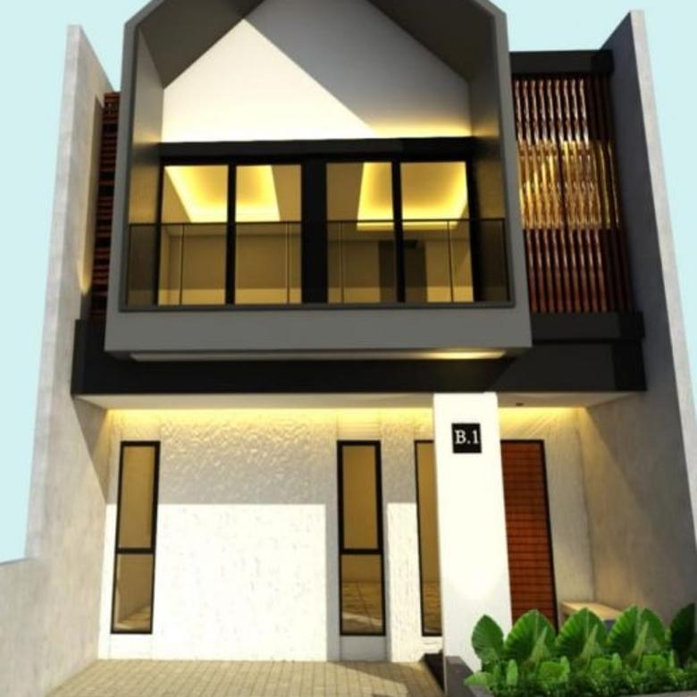 Dijual Rumah Baru di Aselih Senja House Jakarta