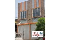 Ruko 2 lantai Bangunan baru di Pondok ungu permai