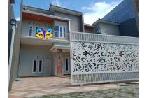 Rumah Baru 2 Lantai Siap Huni di Wologito Raya