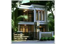 Rumah Istimewa 2 Lantai Jl.Salak III Madiun. Bonus komplit Canopy & Pagar