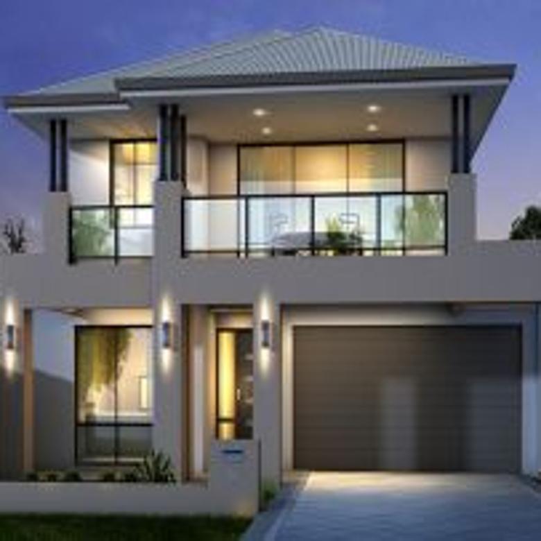 Rumah mewah karya baru