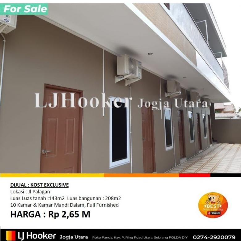 Kost Exclusive Full Furnished