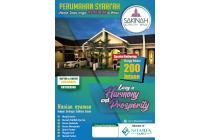 Jual Rumah Tipe 30/60 Dengan lingkungan Islami Di Bekasi