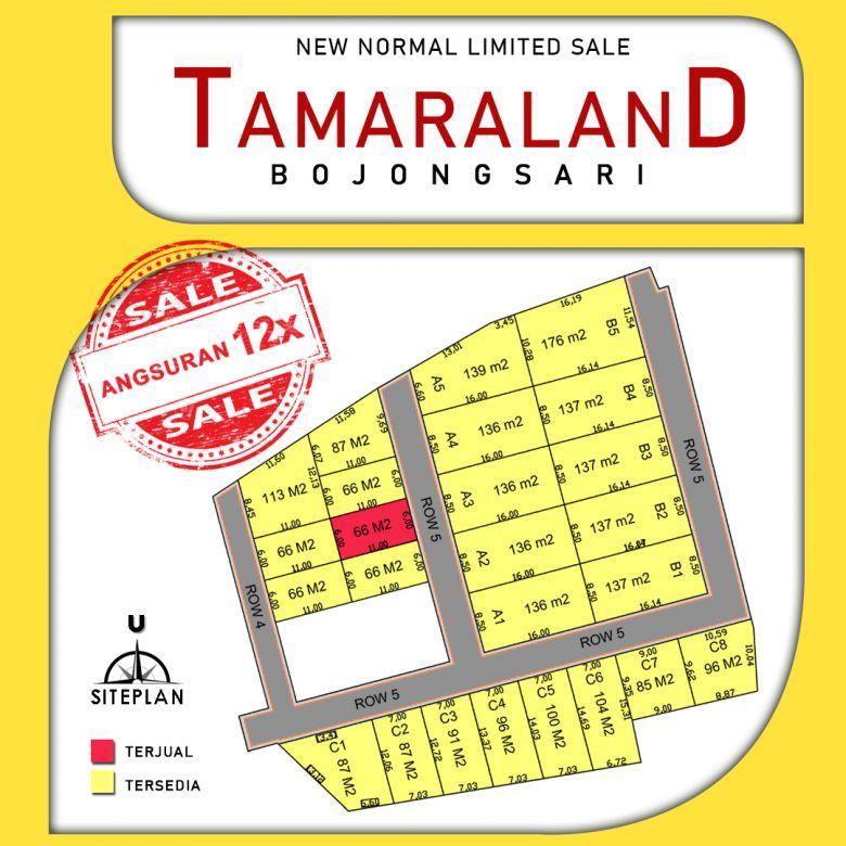 Dapatkan Diskon 25% Launching Kavling Tamara Land di Depok