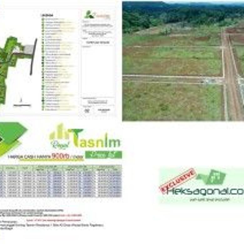 Tanah Dijual jln manunggal tegalwaru Bogor hks5966