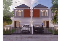 Rumah Baru 2 Lantai Murah Dalung Permai