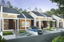 Rumah baru padasuka Bandung dp cukup 30 jutaan