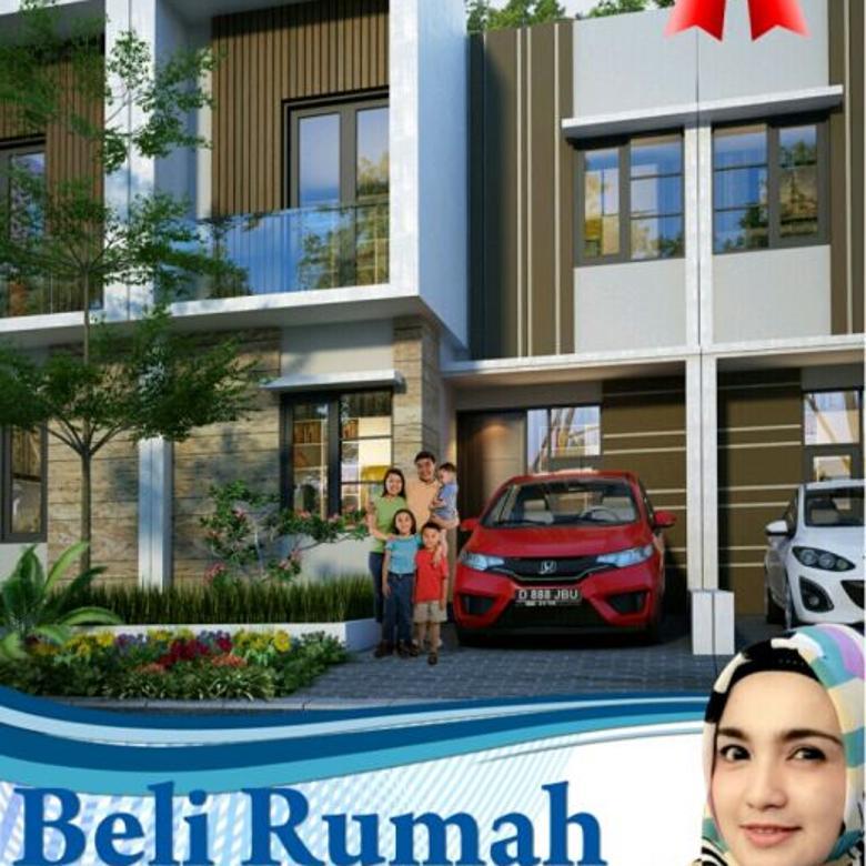 Dijual Rumah baru sayap Soekarno Hatta dekat Mall Mim